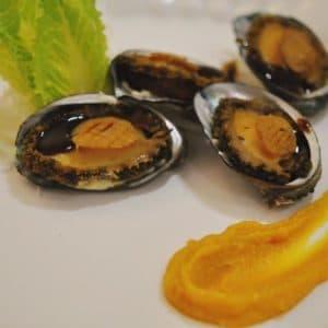 中秋烤肉食材-法式醬燒鮑魚